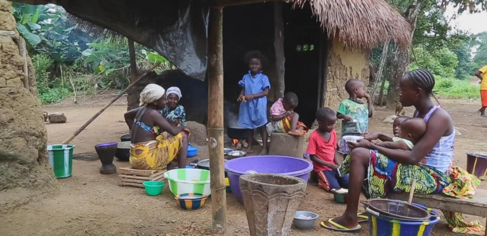 VIDEO: Liberias Remote Villages Are the New Frontlines of the Ebola Outbreak