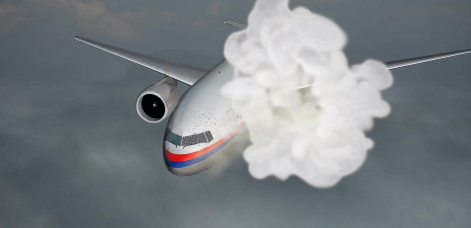 VIDEO: This animation released by the Dutch Safety Board details how a Buk missile brought MH-17 down over pro-Russian Eastern Ukraine, killing all 298 onboard.