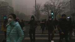 VIDEO: Beijing Faces Smogpocalypse as World Leaders Kick Off Climate Summit