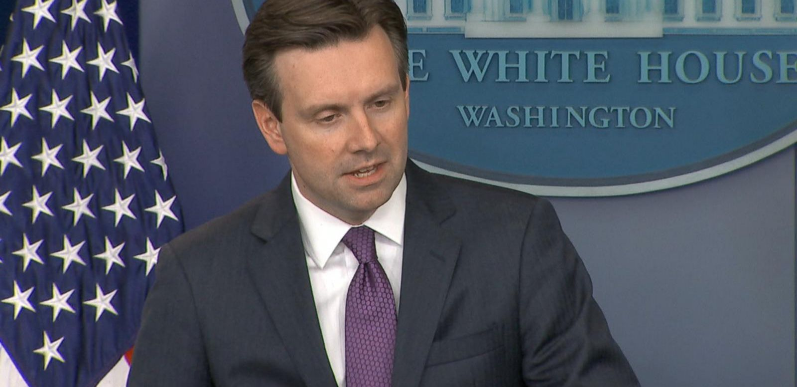 "White House Press Secretary Josh Earnest called the tactics ""abhorrent"" and ""immoral."""