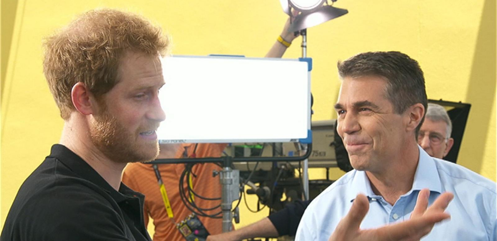 VIDEO: Prince Harry Talks Invictus Games