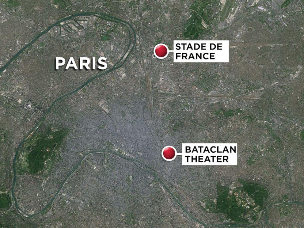 ABC NEWS STADE DE FRANCE BATALCAN THEATER