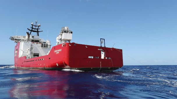 AP Ocean Shield 140408 DG 16x9 608 U.S. Navy Captain Shocked To Hear Pinger Signals