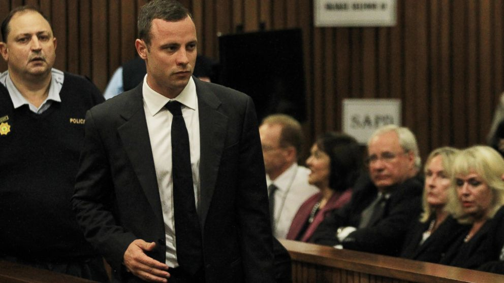 Oscar Pistorius Trial Oscar Pistorius Trial Witness
