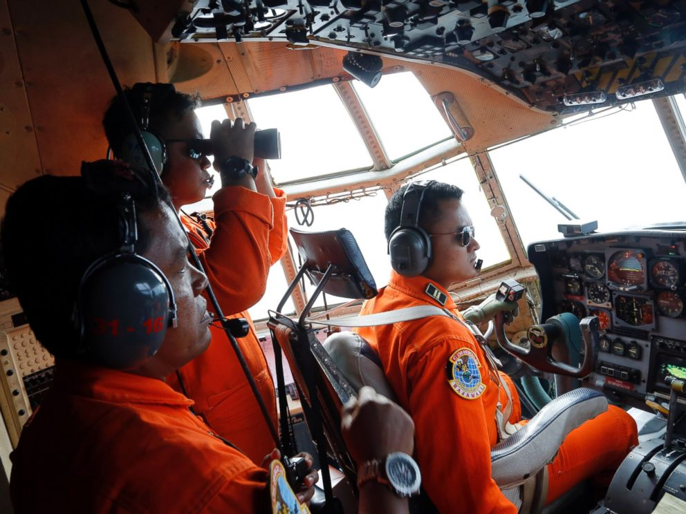 PHOTO: The crew of Indonesian Air Force C-130 airplane of the 31st Air Squadron