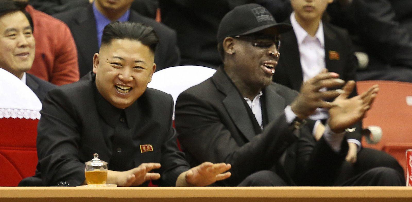 PHOTO: North Korean leader Kim Jong Un