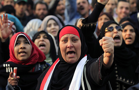 AP jan 20 2012 egypt revolution ll 120124 wblog Egypts Uprising: One Year Later