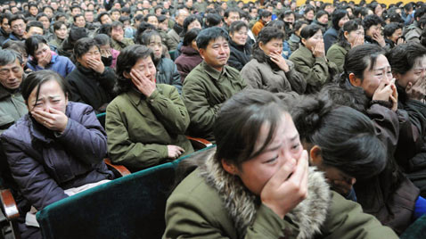 AP north korea mourn thg 111219 wblog Today In Pictures: Dec. 19, 2011