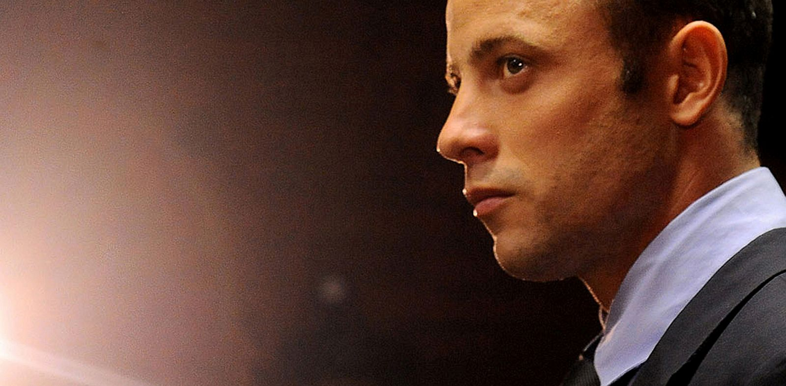 PHOTO: Oscar Pistorius in court