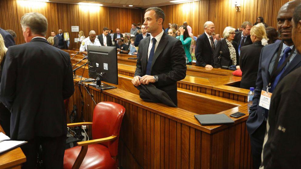 Oscar Pistorius Trial Oscar Pistorius Verdict in