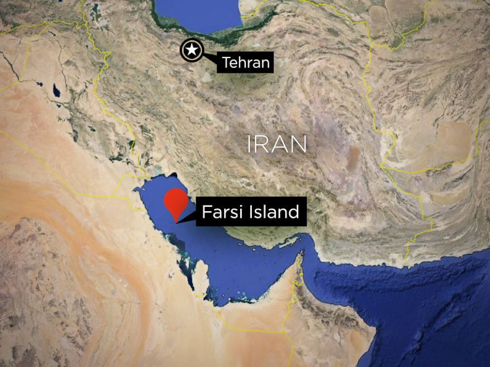 U.S. military confirms release of 10 Navy sailors held by Iran