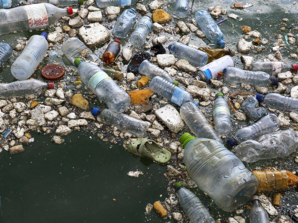 PHOTO: The rate at which the biodegradation of plastics in the ocean is difficult to estimate but is considered to be extremely slow, according to a new report by the United Nations.