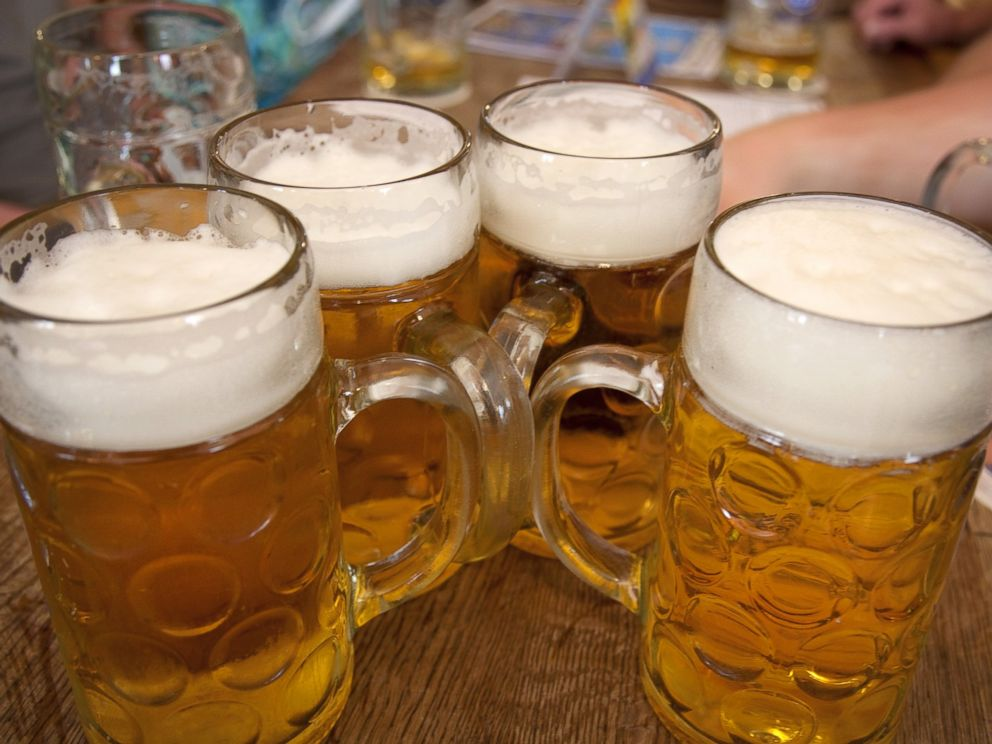 PHOTO: Beers are pictured in this stock image.