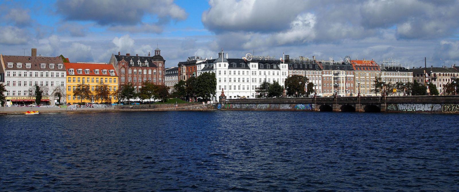 PHOTO: The Copenhagen skyline is seen in this undated stock photo.