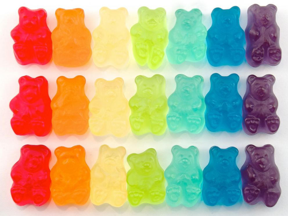 PHOTO: Gummy bears are pictured in this stock image.