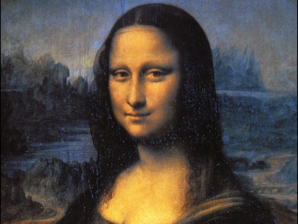 PHOTO: The Mona Lisa by Leonardo da Vinci, exhibited at the Louvre in Paris in 2007.
