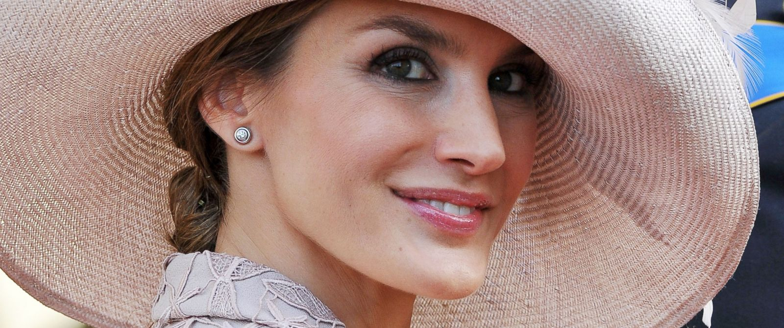 PHOTO: Princess Letizia of Spain attends the wedding ceremony of Prince Guillaume Of Luxembourg, Oct. 20, 2012, in Luxembourg.