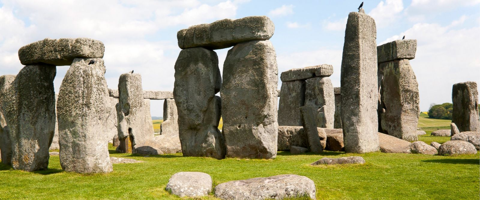 PHOTO: The World Heritage Neolithic site of standing stones at Stonehenge, Amesbury, Wiltshire, England.