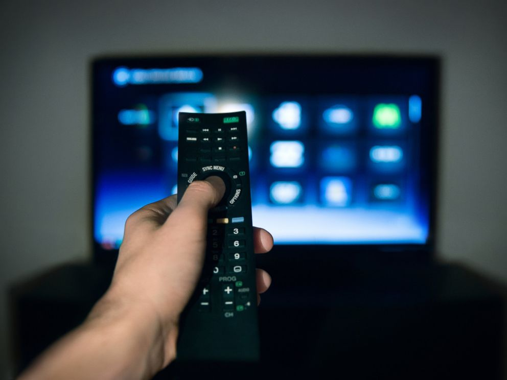 PHOTO: A television is pictured in this stock image.