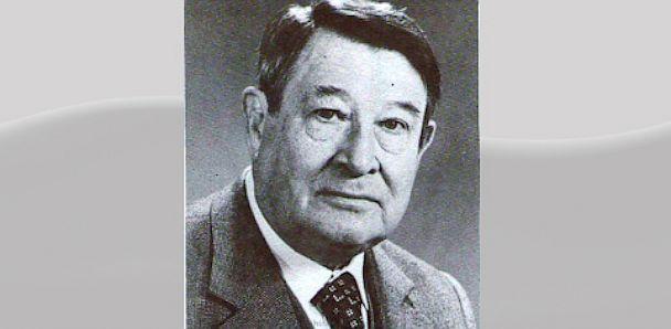 PHOTO: Curt Herzstark invented the mechanical pocket calculator.