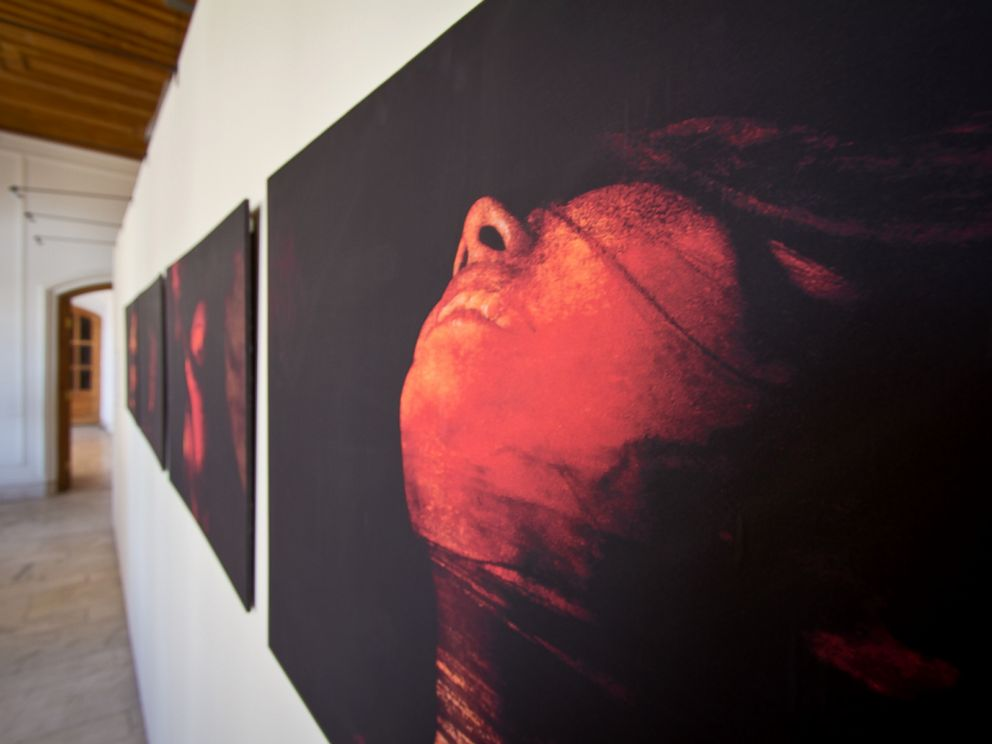 PHOTO: The Afghan Contemporary Art Prize is an annual event that highlights Afghanistans up-and-coming artists.