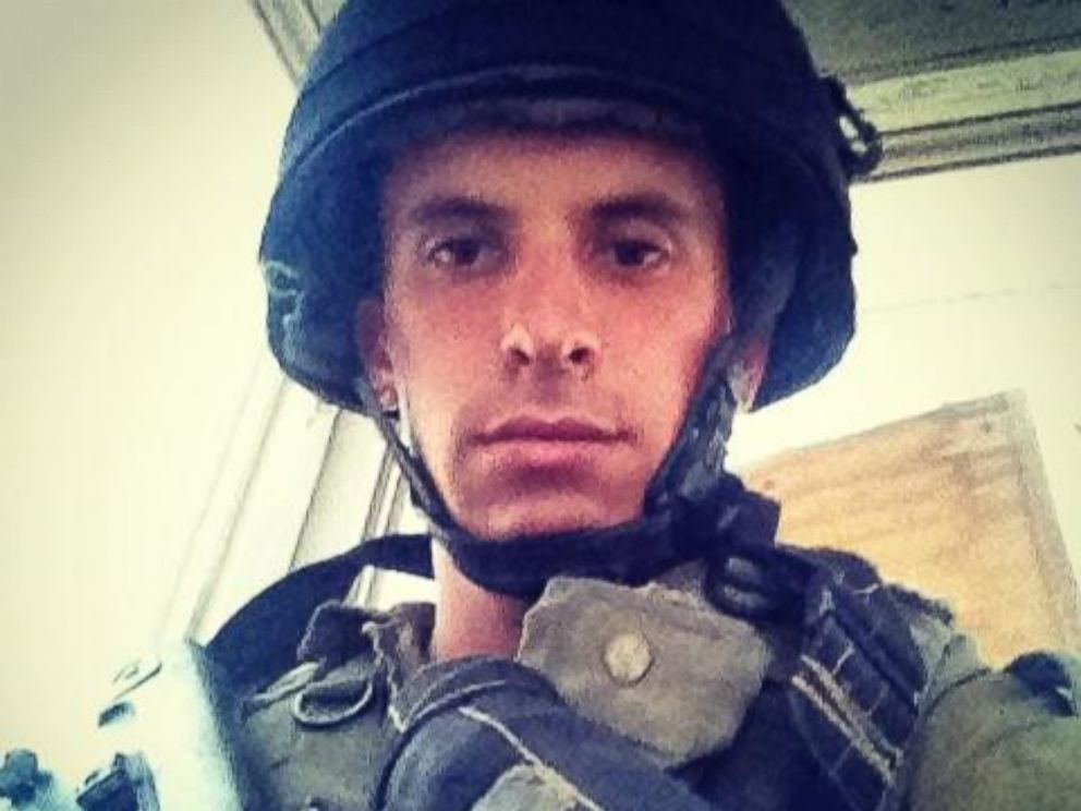 PHOTO: Max Steinberg, 24, of California, died while fighting for the Israel Defense Forces in the Gaza Strip, July 20, 2014.