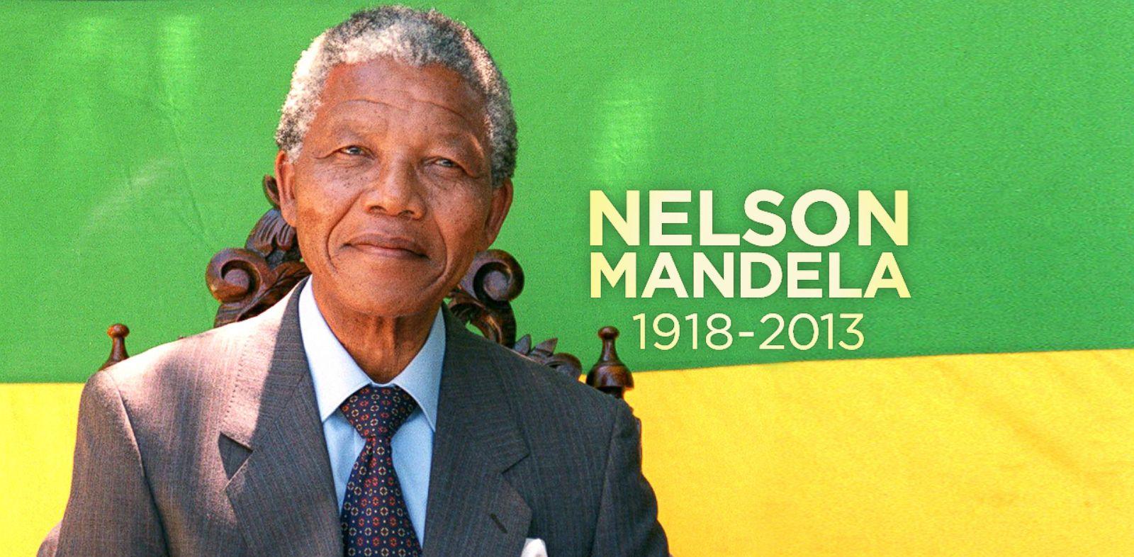 PHOTO: Nelson Mandela 1918-2013