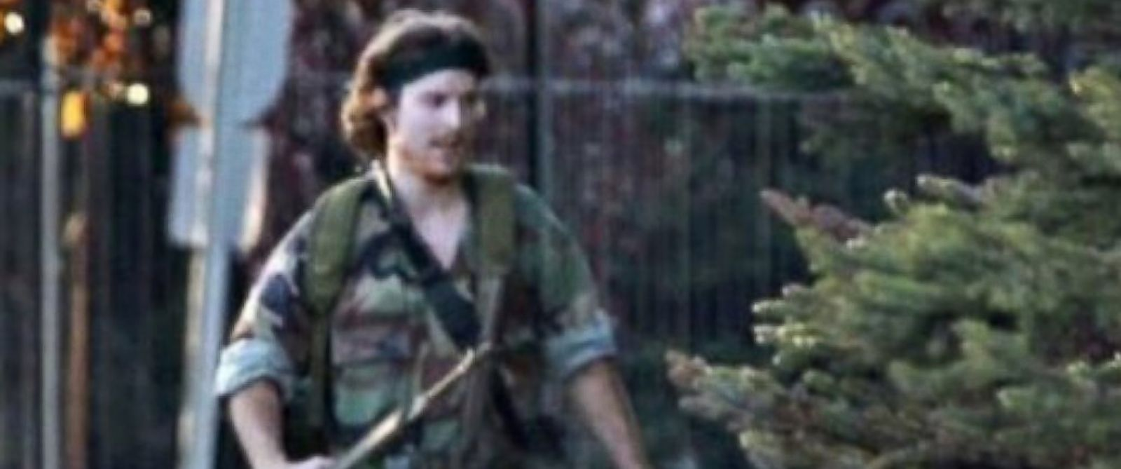 PHOTO: Authorities have identified the suspect in a fatal shooting in New Brunswick, Canada, June 4, 2014, as Justin Bourque, 24.