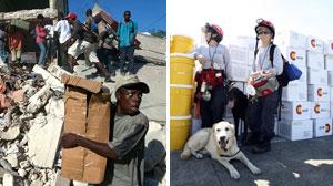 Anger Mounts Among Desperate Haitians Over Supplies Stuck at Airport
