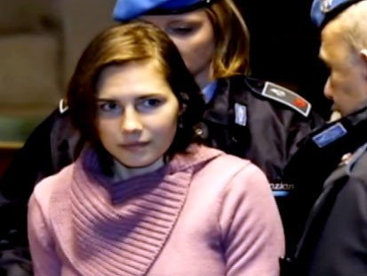 amanda knox movie. PHOTO Friends of Amanda Knox