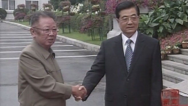 VIDEO: North Korea watchers baffled by Kims secret trip to China.