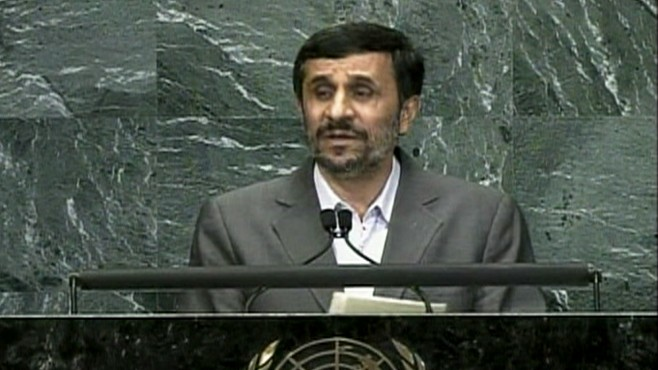 VIDEO: Iranian president asks world leaders to overhaul capitalist system.