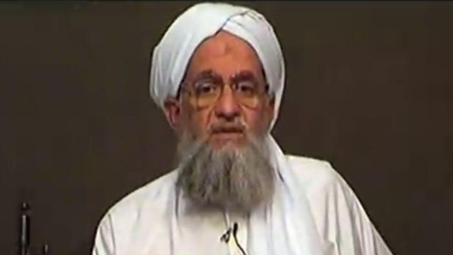 PHOTO: Al Qaeda?s second in command, Ayman Al-Zawahiri, released a new video message.