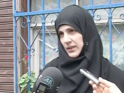 VIDEO: CIA Suicide Bombers Wife Speaks