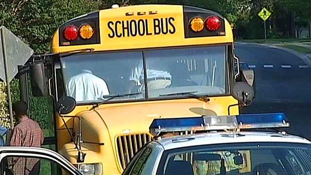 PHOTO:A middle school student in Charlotte, N.C., used guns to hold his school bus hostage.