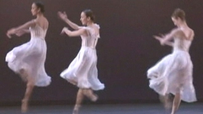 VIDEO: American Ballet Theater performs in Havana for the first time since 1960.