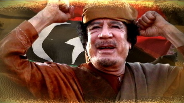 VIDEO: Recap of the Libyan dictators more than 40-year rule.