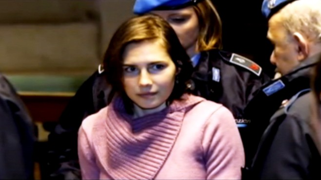 VIDEO: Friends of Amanda group creates an ad to counter the upcoming TV movie about Amanda Knox.
