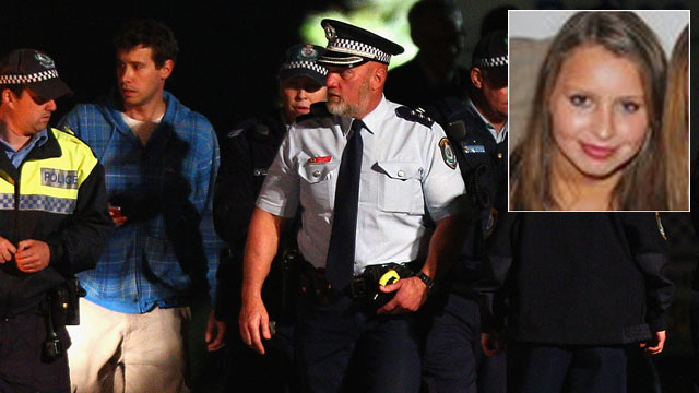 PHOTO: Bomb specialists were able to release Madeleine Pulver, 18, (inset) from a collar bomb.
