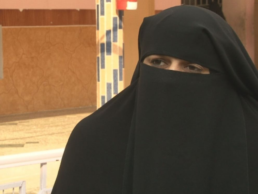 PHOTO: Umm-e-Hassan, the leader of the Red Mosque. She disputes the fact that Malala was shot by the Taliban, alleging instead that it is all a conspiracy to malign Islam.