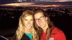 PHOTO: North Carolina natives Rachel Lloyd (left) and her mother Carolyn Lloyd went missing in the New Zealand bush Tuesday, but were found by a search helicopter on Saturday.