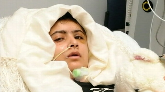 VIDEO: Malala Yusufzai, Pakistani Girl Shot by Taliban, Making Progress
