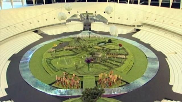 VIDEO: 2012 London Olympics Opening Ceremony Sneak Peek