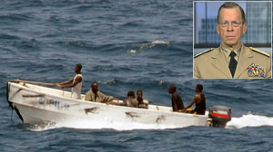 Somali Pirates Hijack Four More Ships