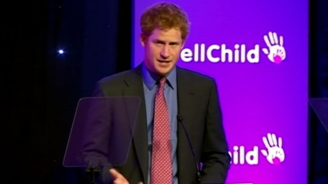 VIDEO: Prince Harry attended WellChild Awards ceremony after being away from the public eye.