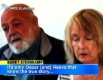PHOTO: In their first televised interview since their daughter was shot to death by her boyfriend, Oscar Pistorius, Reeva Steenkamps parents have said that they want the world famous Paralympian to come clean about what happened in his home in South Afri