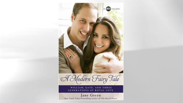 PHOTO: ABC News launches royal wedding video book, A Modern Fairy Tale: William, Kate, and Three Generations of Royal Love