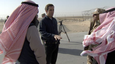 abc woodruff iraq border nt 111222 wblog Reporters Notebook: Bob Woodruff Returns to Kuwait
