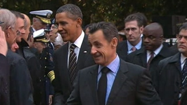 VIDEO: U.S. and French presidents are overheard bashing Israeli prime minister.