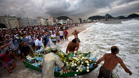 ap brazil boat nt 111230 Today in Pictures: Dec. 30, 2011